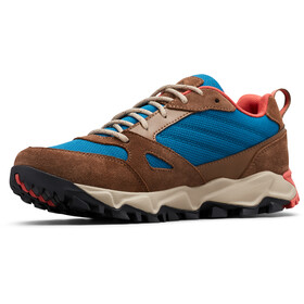 Columbia Ivo Trail Chaussures Femme, lagoon/coral